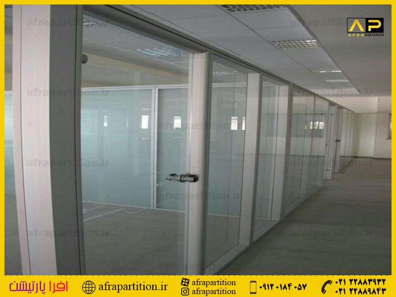 پارتیشن شیشه ای دو جداره (42)