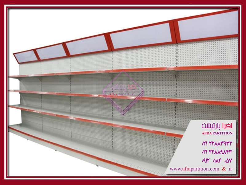 قفسه و ویترین فروشگاهی (149)