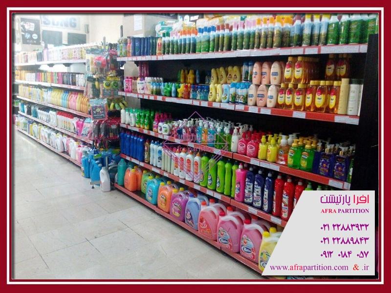 قفسه و ویترین فروشگاهی (2)