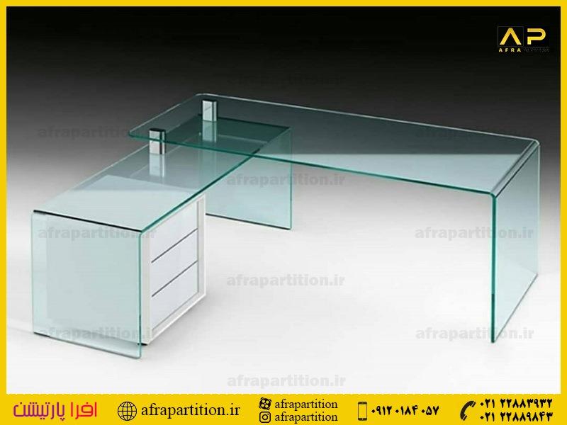 میز عسلی شیشه ای (25)
