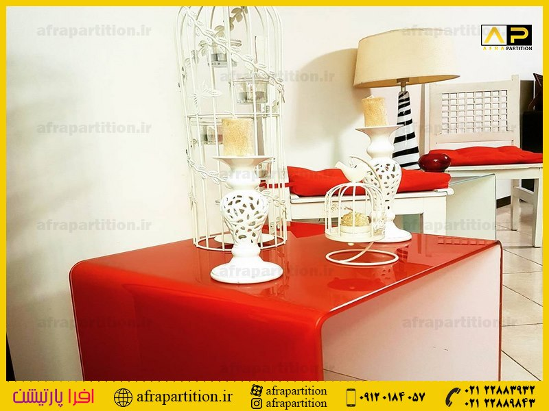 میز عسلی شیشه ای (34)