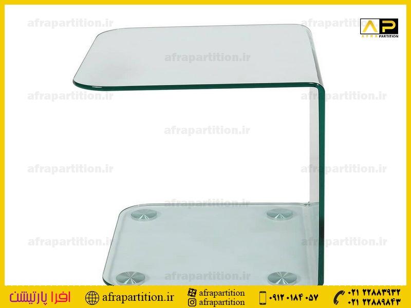 میز عسلی شیشه ای (40)