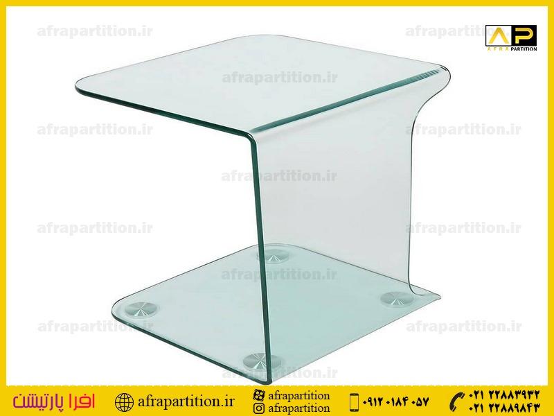 میز عسلی شیشه ای (41)