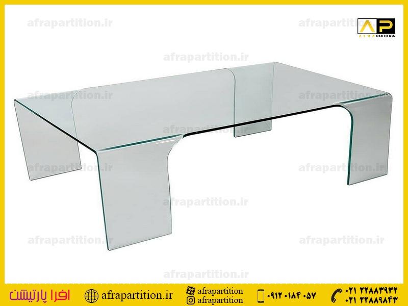میز عسلی شیشه ای (49)