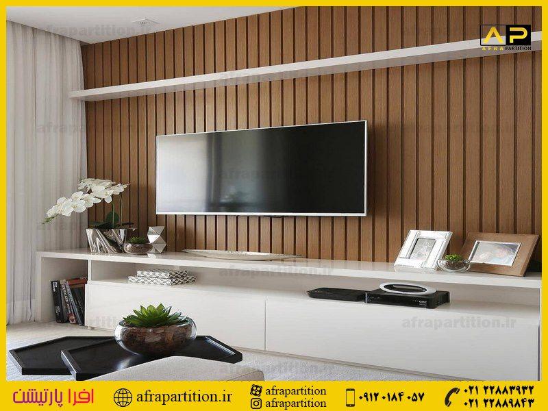 میز و دکور تلویزیون دیواری (15)