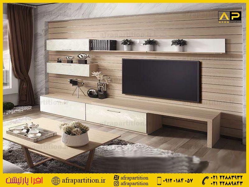 میز و دکور تلویزیون دیواری (29)