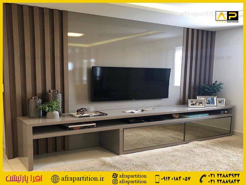 میز و دکور تلویزیون دیواری (3)