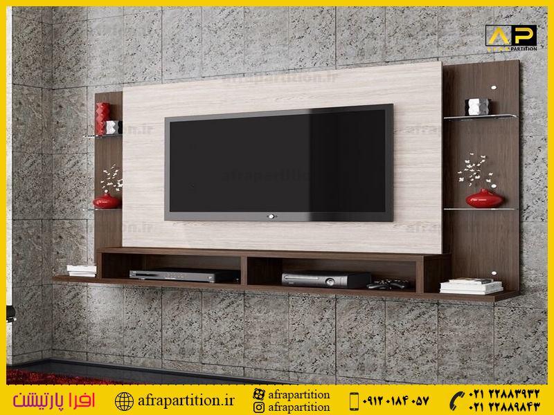 میز و دکور تلویزیون دیواری (33)