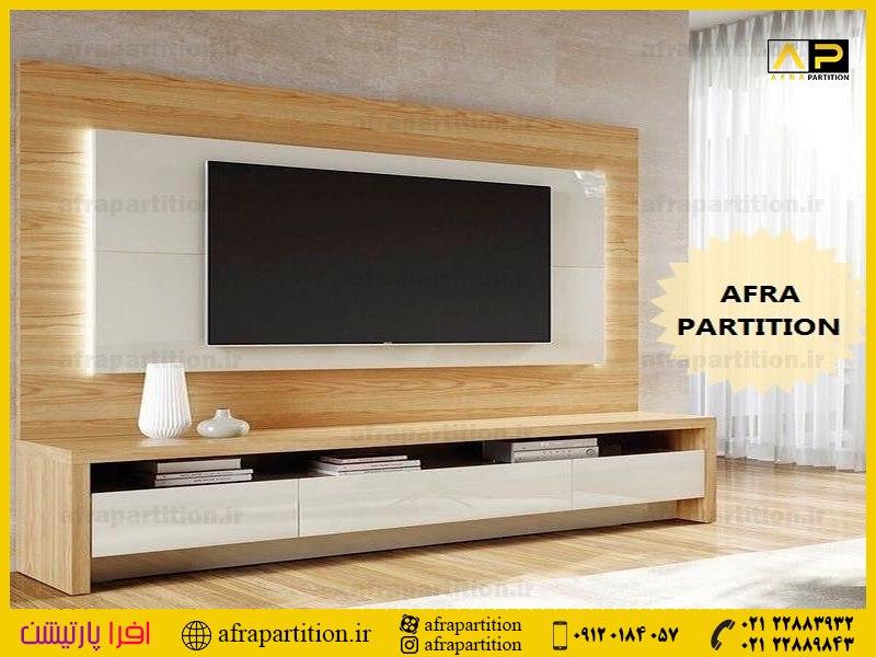 میز و دکور تلویزیون دیواری (38)