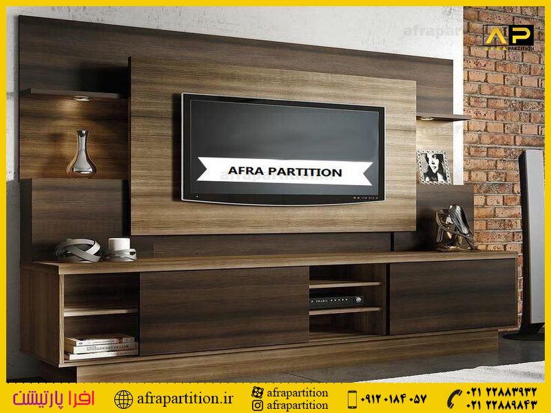 میز و دکور تلویزیون دیواری (45)