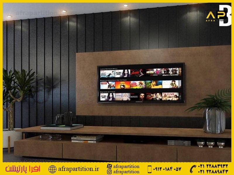 میز و دکور تلویزیون دیواری (46)