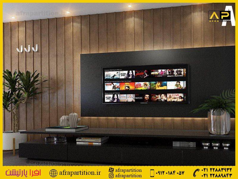 میز و دکور تلویزیون دیواری (47)