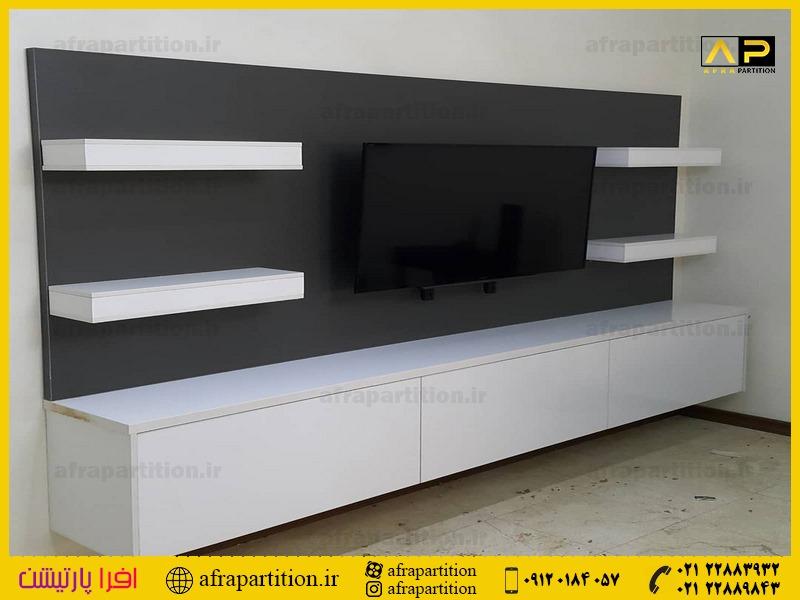 میز و دکور تلویزیون دیواری (57)