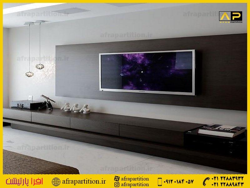 میز و دکور تلویزیون دیواری (58)