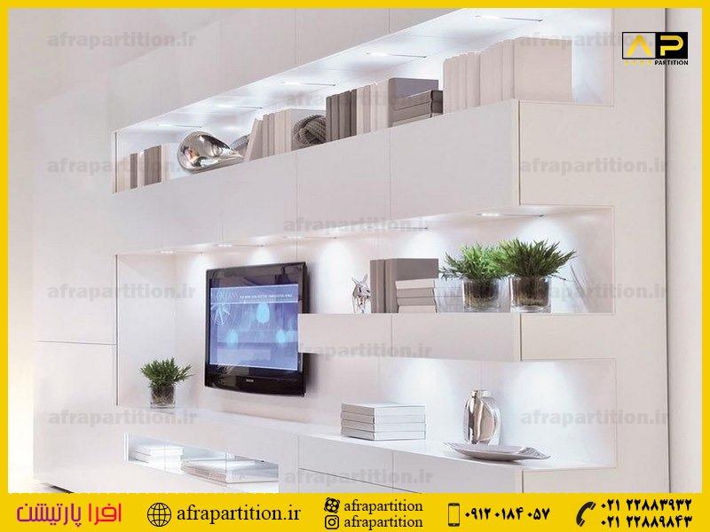 میز و دکور تلویزیون دیواری (59)