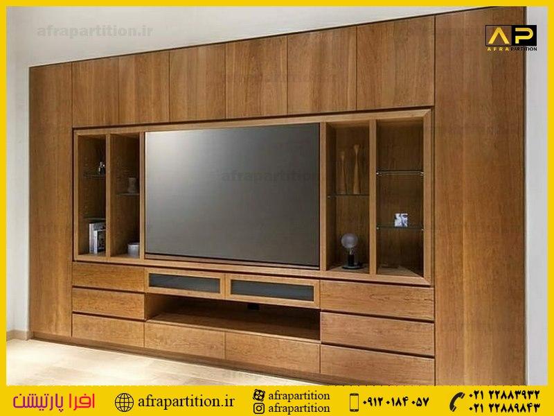میز و دکور تلویزیون دیواری (64)