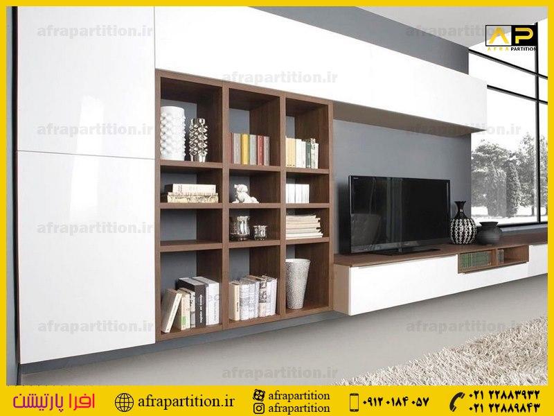 میز و دکور تلویزیون دیواری (65)