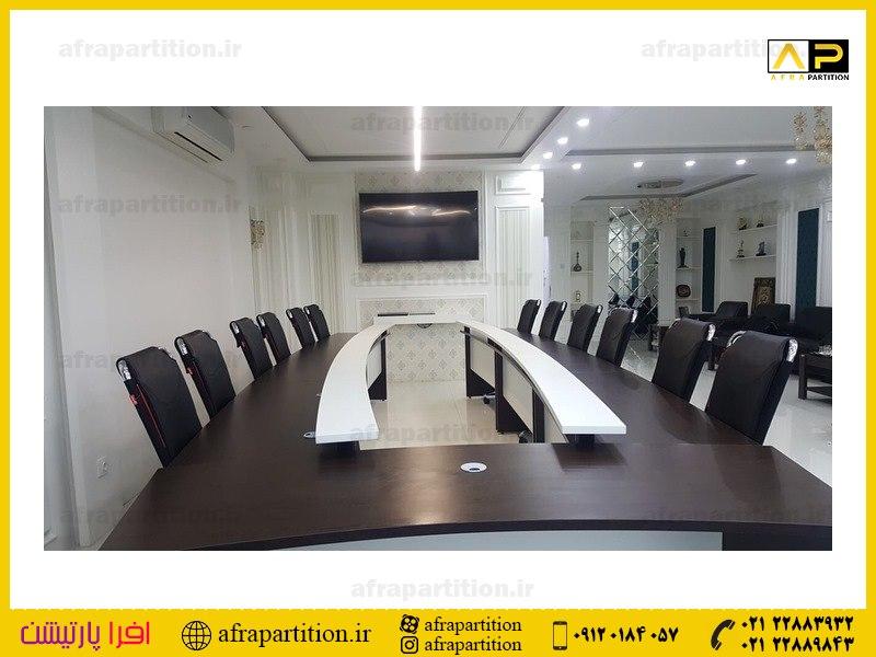 میز کنفرانس با پذیرایی (13)