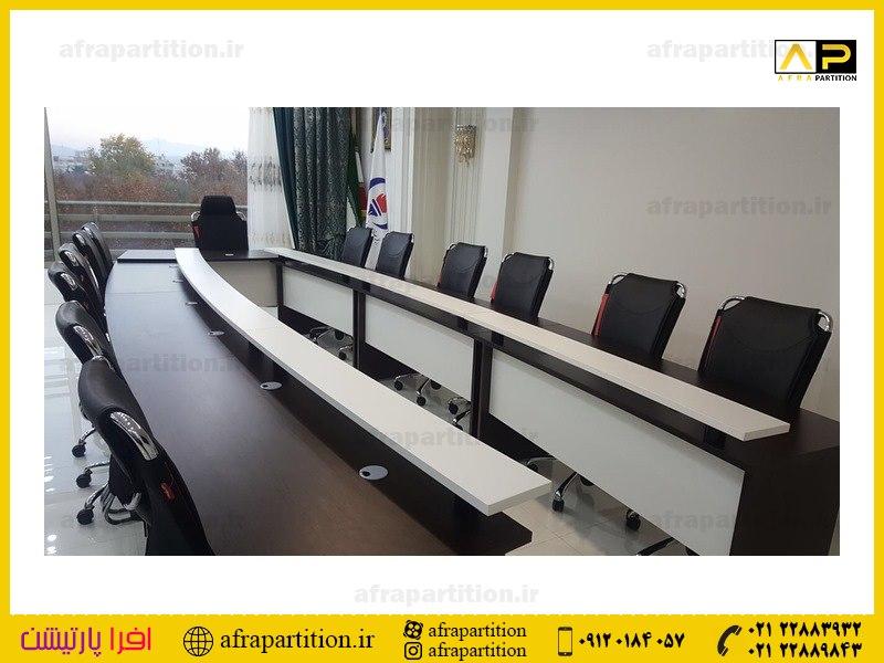 میز کنفرانس با پذیرایی (14)