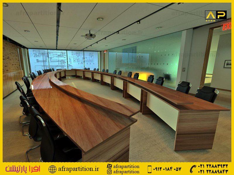 میز کنفرانس با پذیرایی (19)