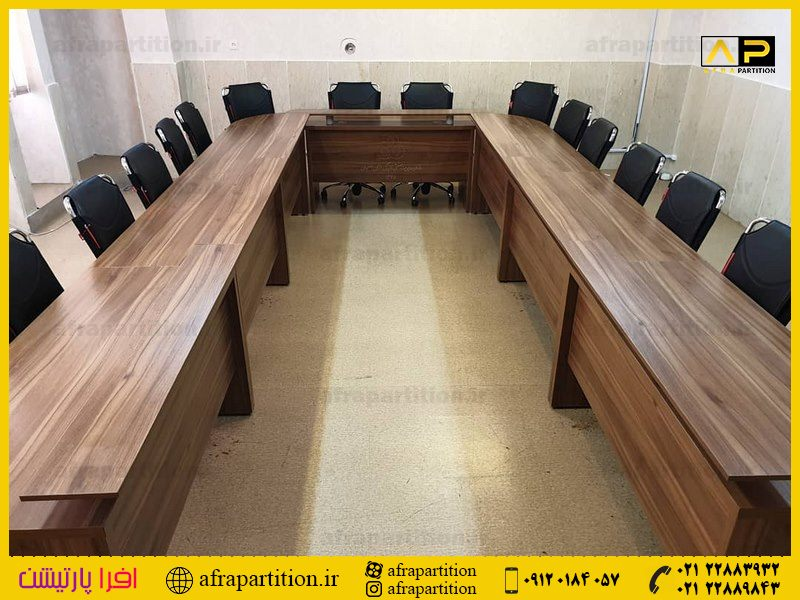 میز کنفرانس با پذیرایی (21)