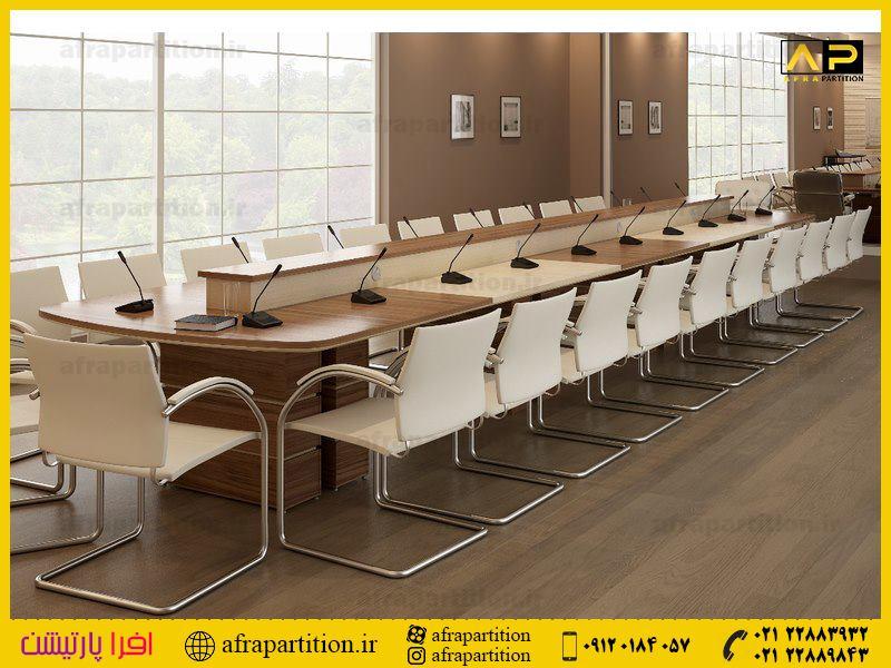 میز کنفرانس با پذیرایی (4)