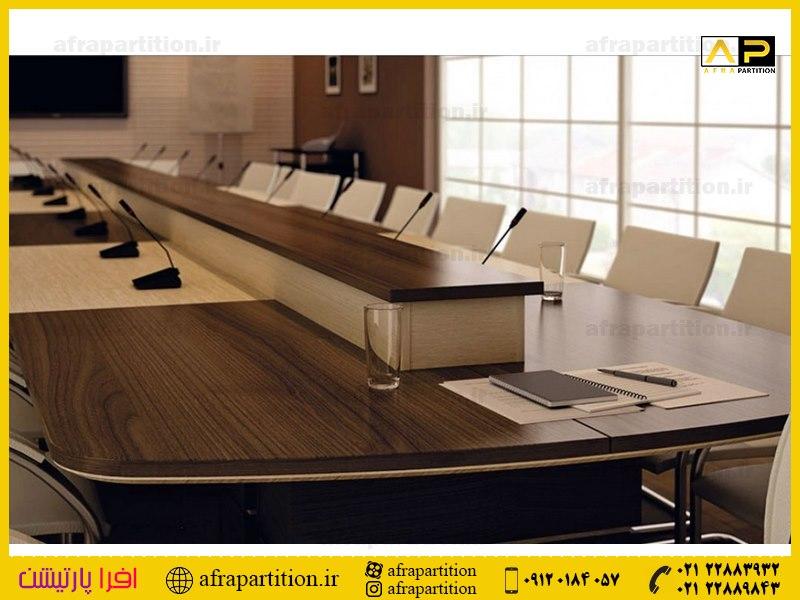 میز کنفرانس با پذیرایی (5)