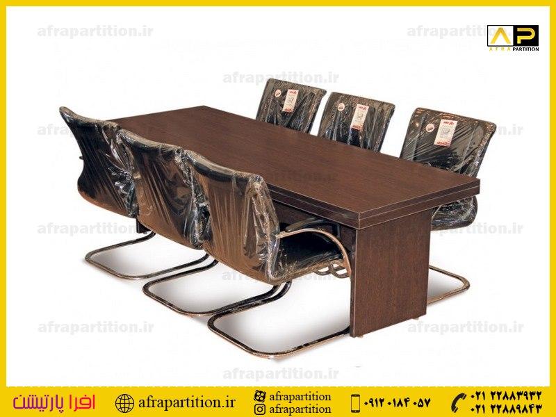 میز کنفرانس بدون پذیرایی (1)