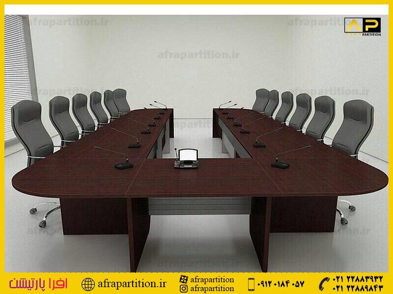 میز کنفرانس بدون پذیرایی (15)