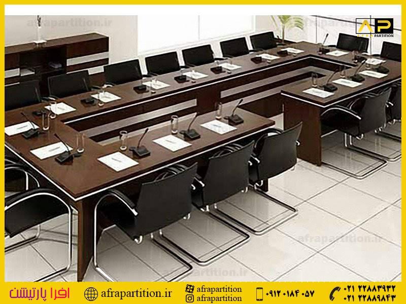 میز کنفرانس بدون پذیرایی (25)