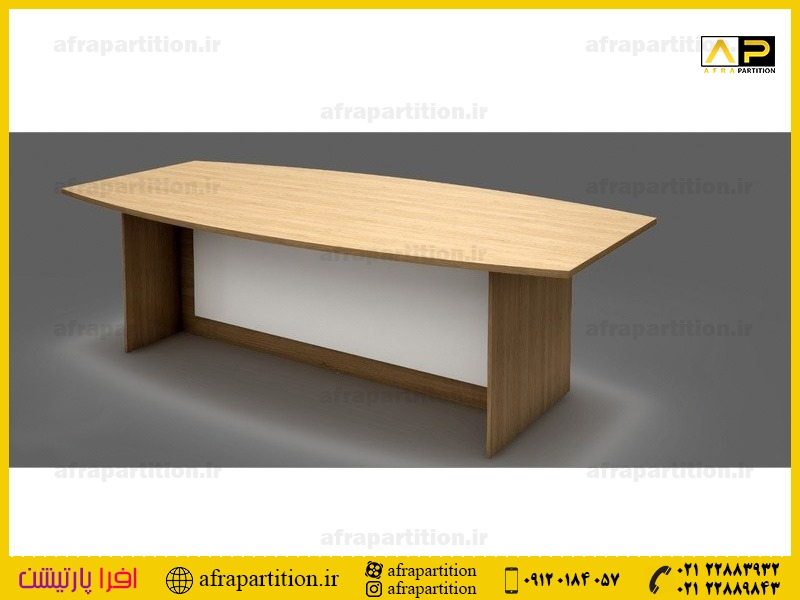 میز کنفرانس بدون پذیرایی (5)