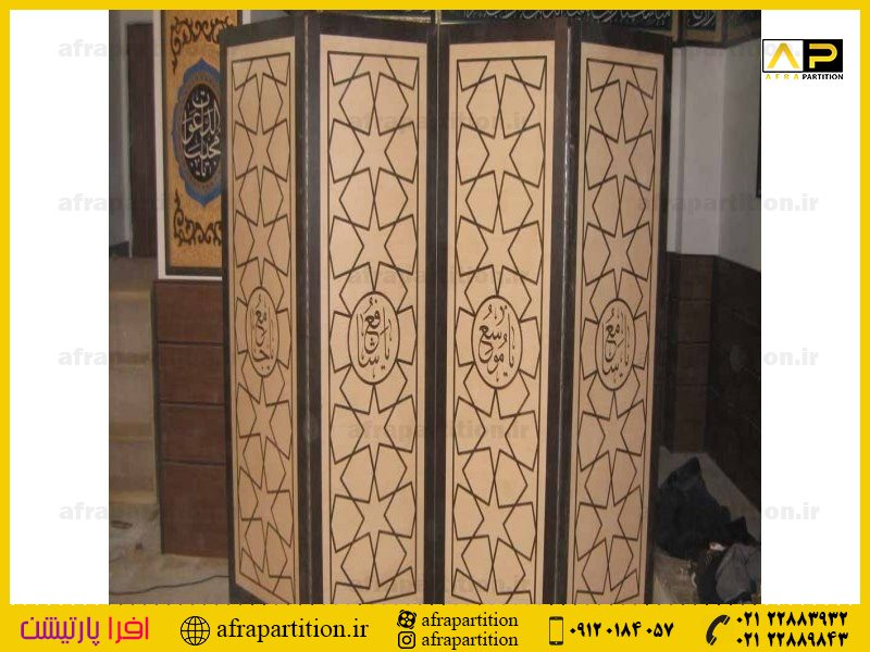 پارتیشن متحرک مسجد (11)