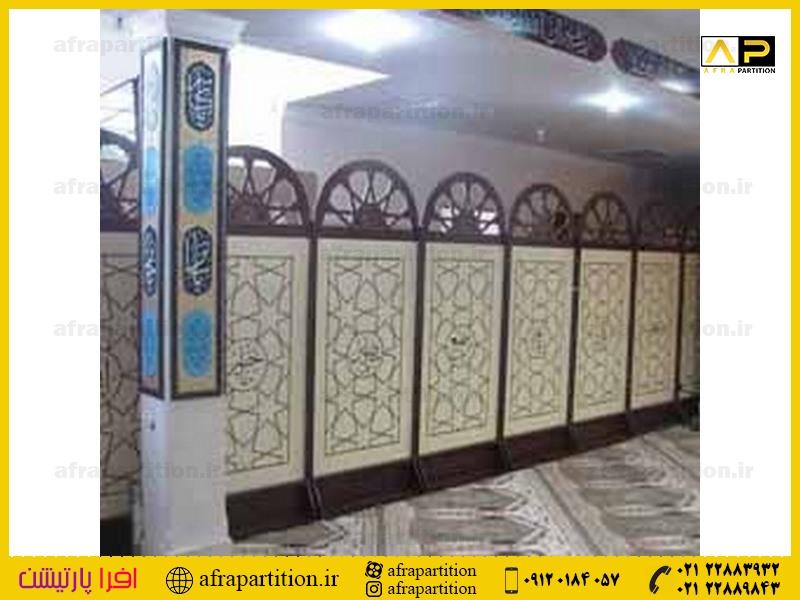 پارتیشن متحرک مسجد (15)