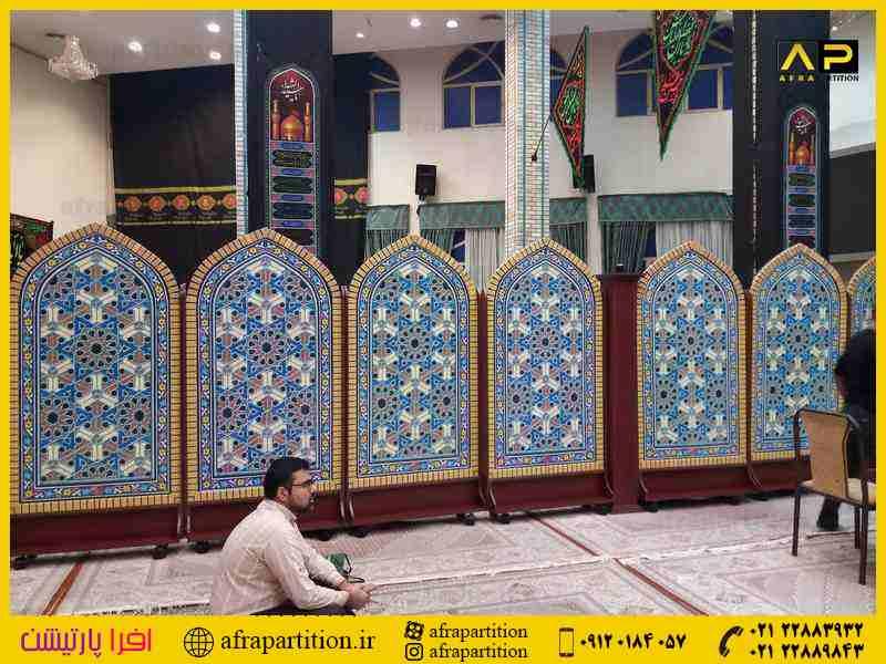 پارتیشن متحرک مسجد (4)