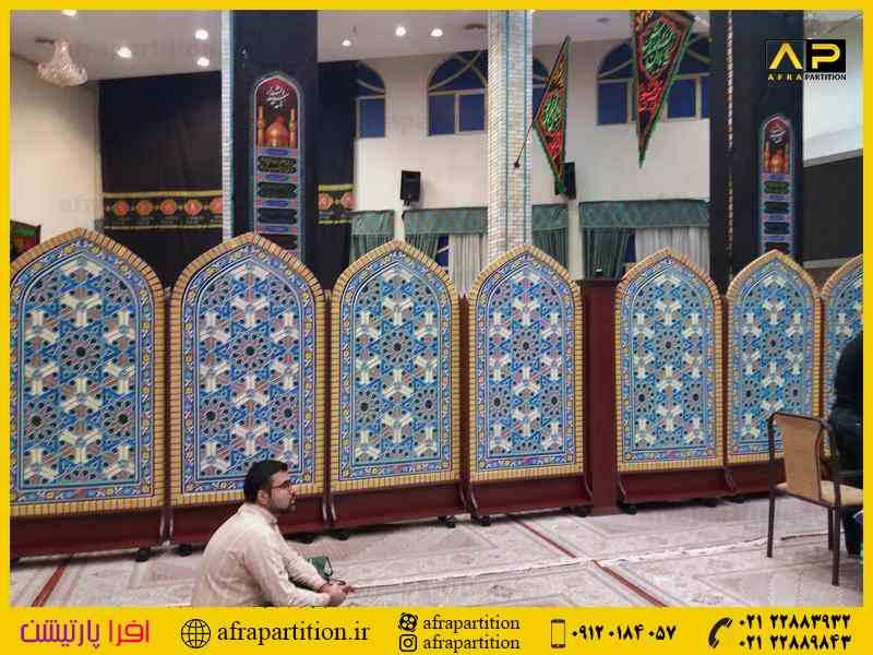 پارتیشن متحرک مسجد (5)