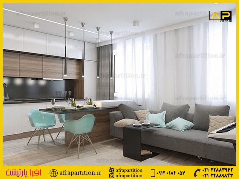 کابینت آشپزخانه -مدرن و جدید (100)