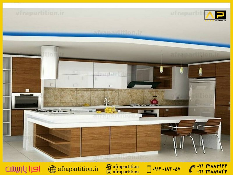 کابینت آشپزخانه -مدرن و جدید (123)