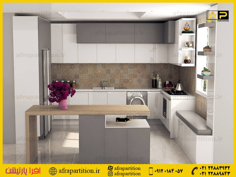 کابینت آشپزخانه -مدرن و جدید (128)