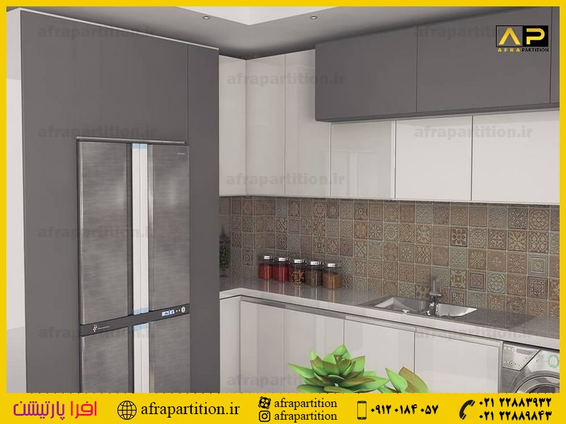 کابینت آشپزخانه -مدرن و جدید (129)