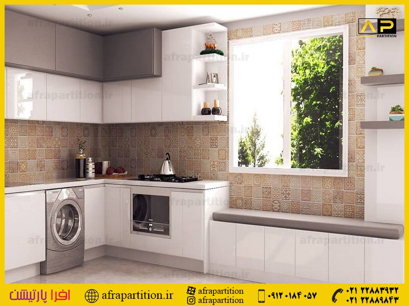 کابینت آشپزخانه -مدرن و جدید (130)
