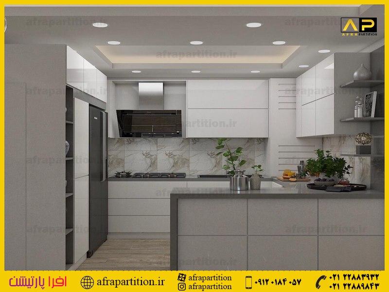 کابینت آشپزخانه -مدرن و جدید (164)