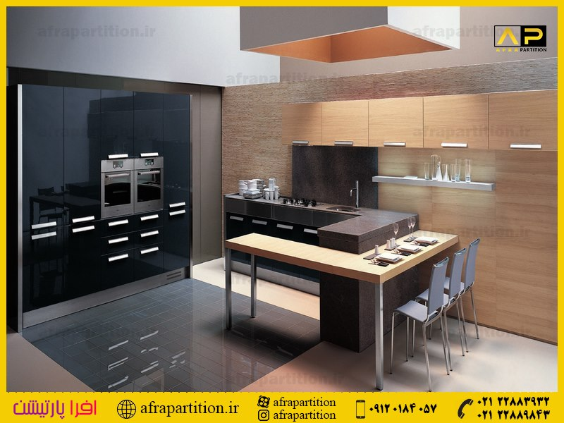 کابینت آشپزخانه -مدرن و جدید (176)