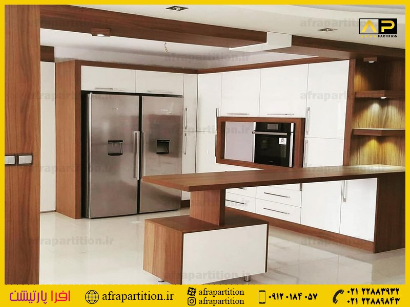 کابینت آشپزخانه -مدرن و جدید (215)