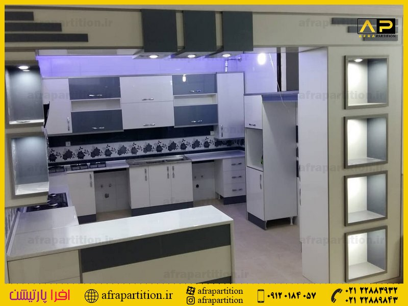 کابینت آشپزخانه -مدرن و جدید (280)