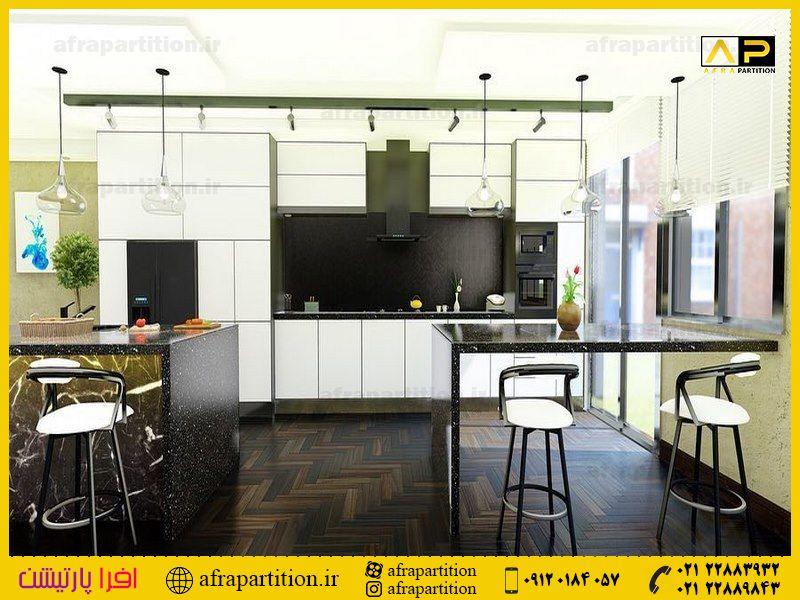کابینت آشپزخانه -مدرن و جدید (291)