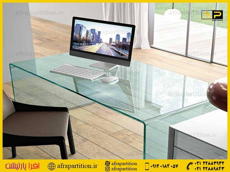 میز عسلی شیشه ای (10)
