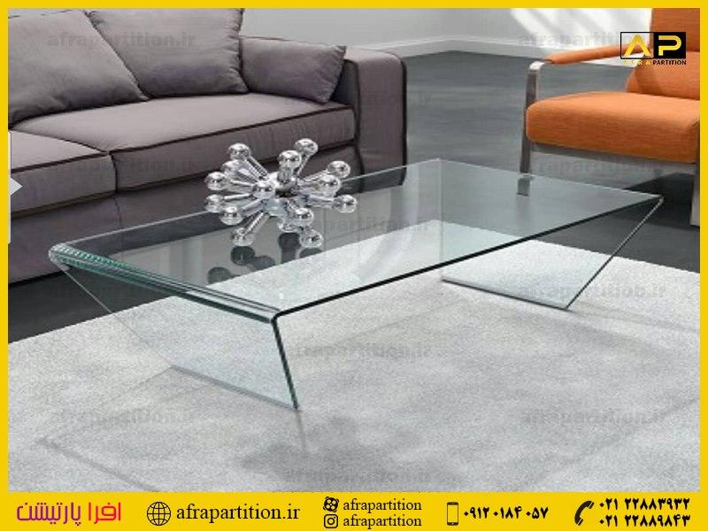 میز عسلی شیشه ای (23)