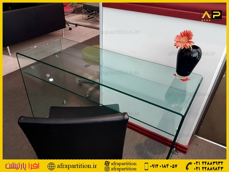 میز عسلی شیشه ای (24)