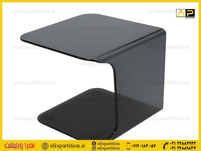 میز عسلی شیشه ای (46)