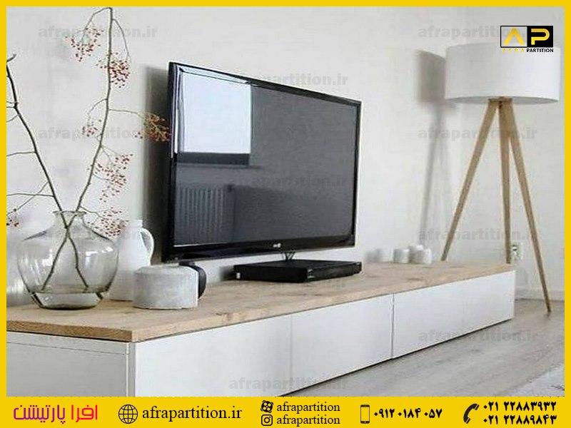 میز و دکور تلویزیون دیواری (28)